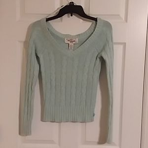 Aeropostale Cable Knit Sweater sz S